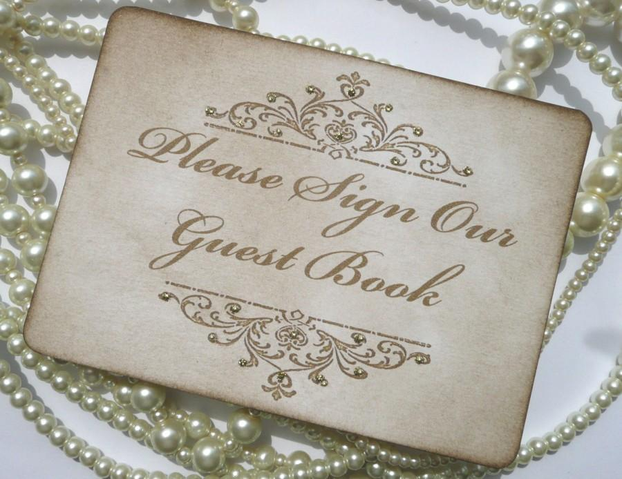 6f2bfc8219e2 Wedding Guestbook Sign