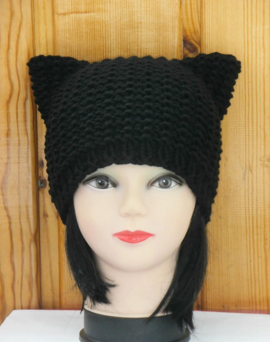 Black Cat Hat ca9feff8abfe
