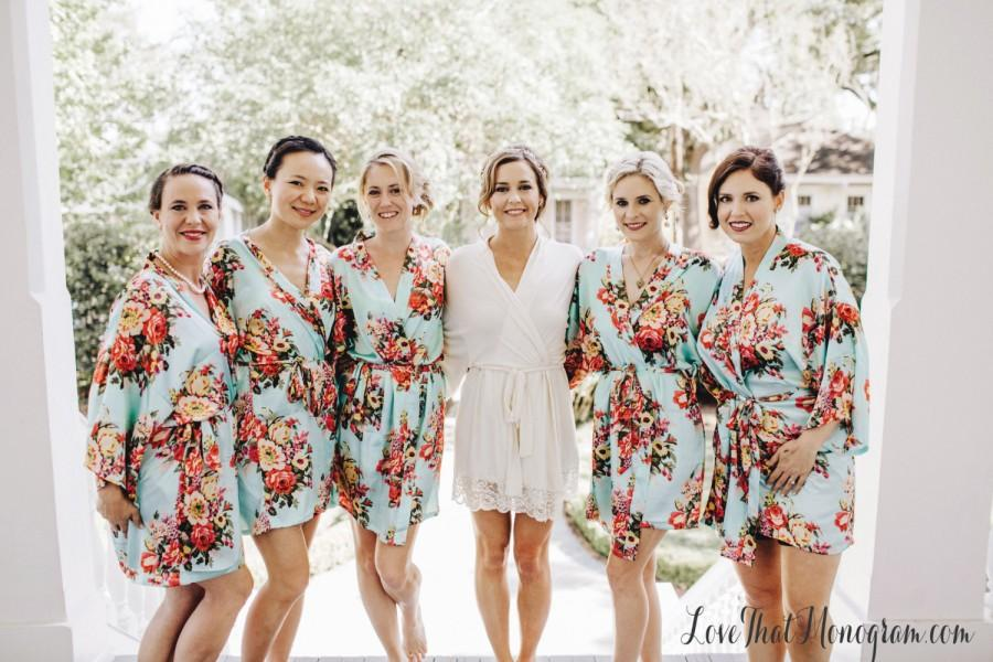 SALE!!! Bridesmaid Robes acabf3930