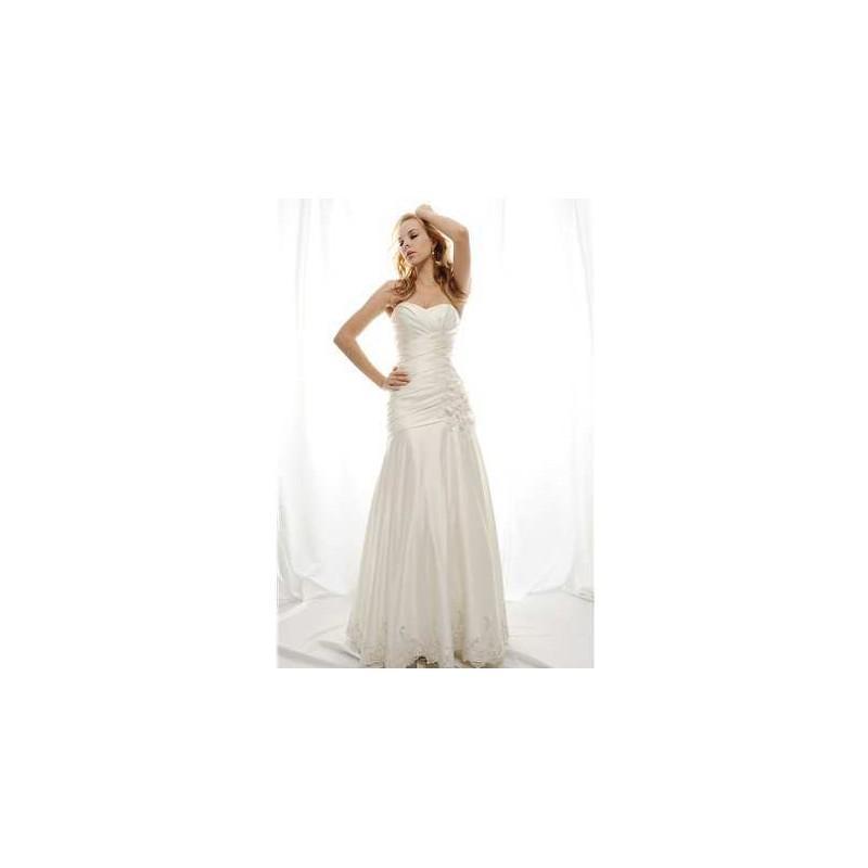 Wedding - Eden Bridals Wedding Dress Style No. SL010 - Brand Wedding Dresses
