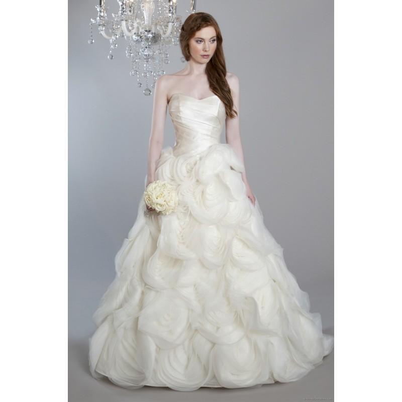 Wedding - Pirretta - Ronald Joyce - Formal Bridesmaid Dresses 2016