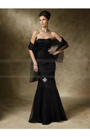 زفاف - Trumpet/Mermaid Sweetheart Black Beading Taffeta Sleeveless Floor-length Mother of the Bride Dress
