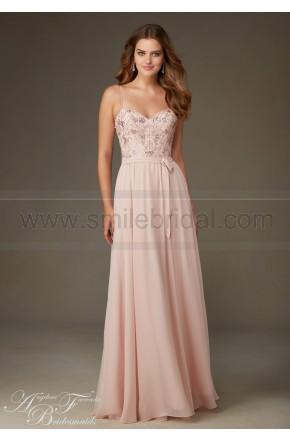 Hochzeit - Mori Lee Bridesmaids Dress Style 20471 - Bridesmaid Dresses 2016 - Bridesmaid Dresses