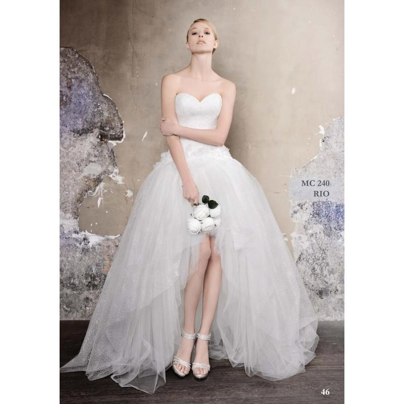 Wedding - I Love You by Max Chaoul, MC 240 Rio - Superbes robes de mariée pas cher