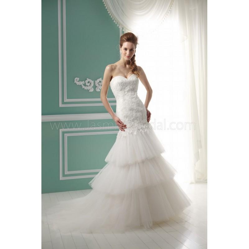 Mariage - Jasmine Bridal F141056 Bridal Gown (2013) (JM12_F141056BG) - Crazy Sale Formal Dresses