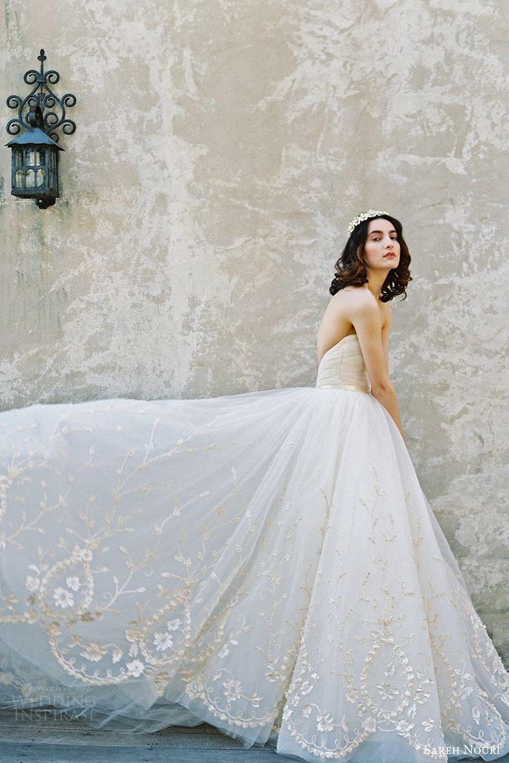 Свадьба - Sareh Nouri Bridal Spring 2017 Wedding Dresses