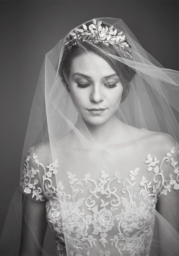Свадьба - Must-See Modern Veils