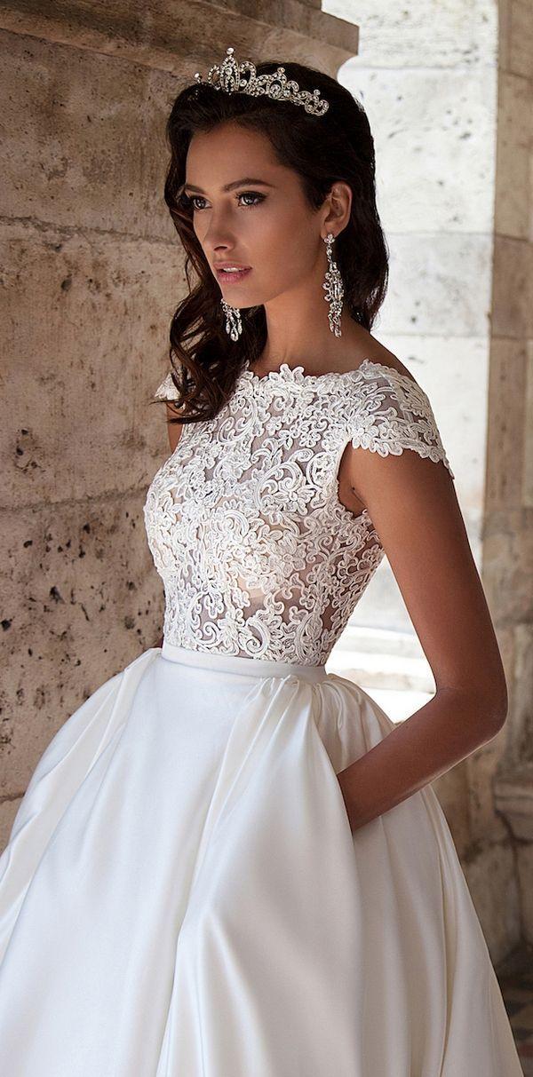 Свадьба - The Most Hottest Milla Nova 2016 Wedding Dresses
