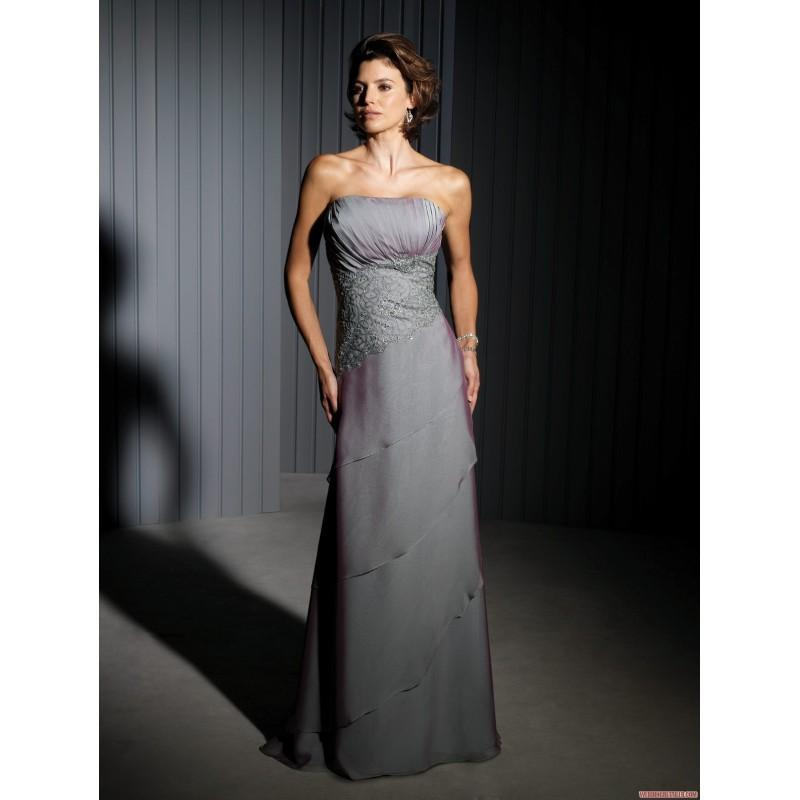 Wedding - Cameron Blake By Mon Cheri - Style 111678 - Junoesque Wedding Dresses