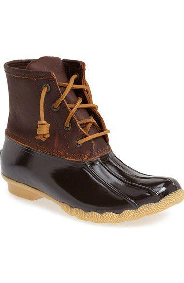 Свадьба - 'Saltwater' Duck Boot for Women