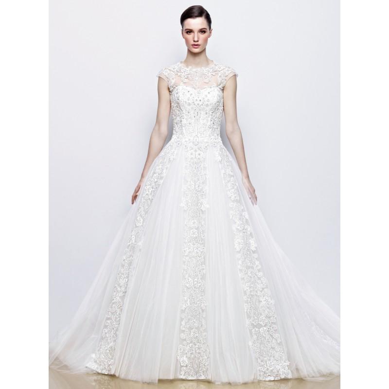 Mariage - Enzoani ivy -  Designer Wedding Dresses