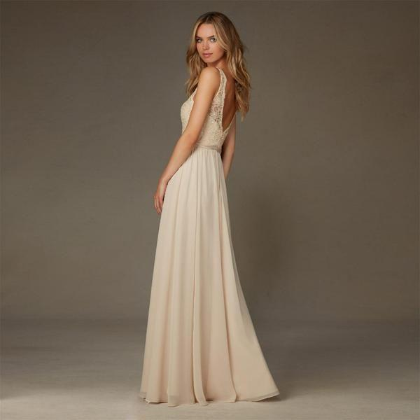 زفاف - Boho Chic Boho Wedding Bridesmaids Dress