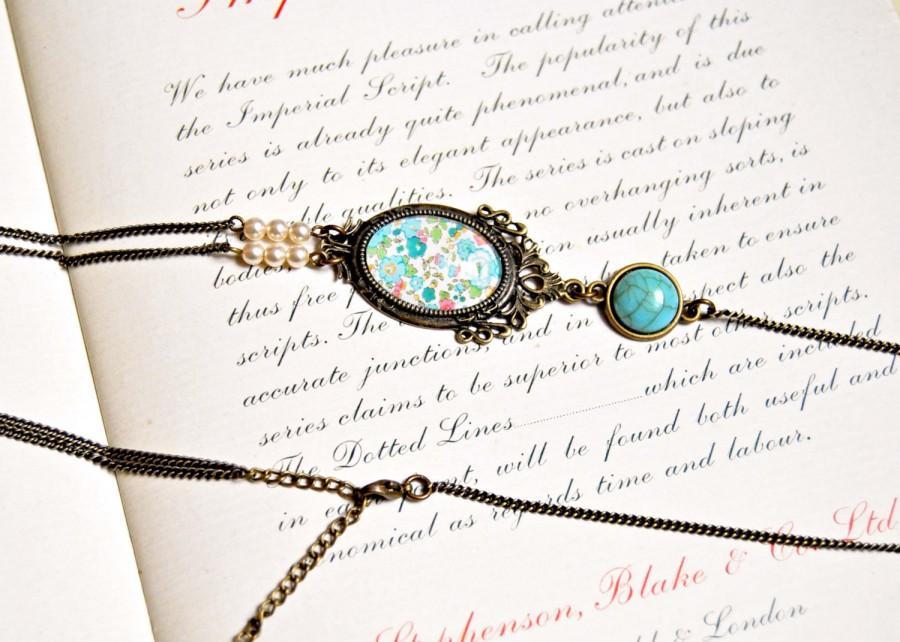 Wedding - Gatsby inspired retro headband, roaring twenties hair accessory