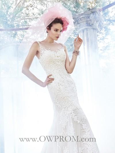 زفاف - Maggie Sottero NOELLE 5MB657 FALL2015 Wedding Dresses - OWPROM.com