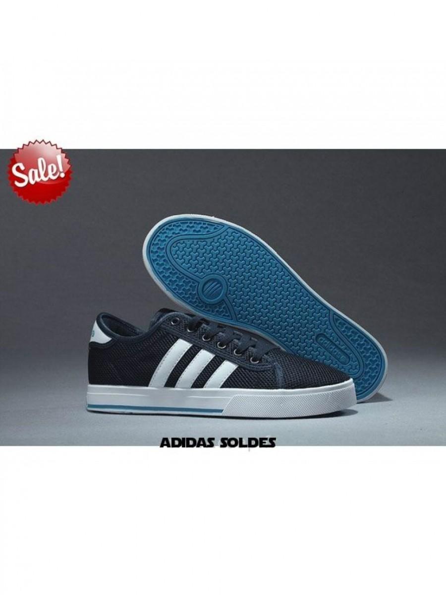 mieux aimé ec765 46874 Nouvelle Collection - Acheter 2016 Adidas Neo Bleu Et Blanc ...