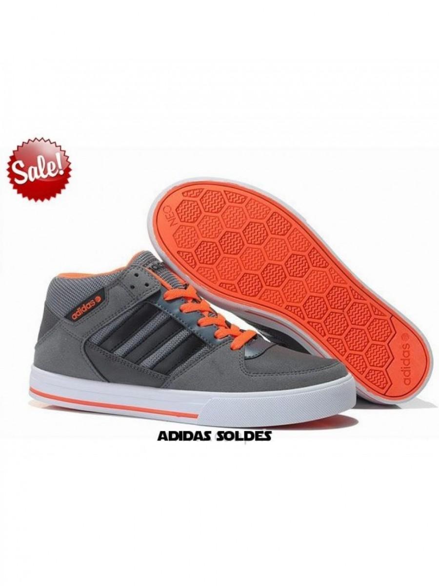 vente chaude en ligne 9e3b6 94830 Déstockage - Meilleur Prix Adidas Neo Carbone Gris De ...