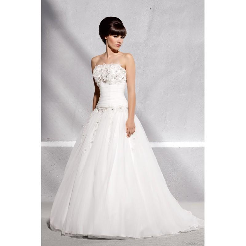 Hochzeit - Elizabeth Passion E-2383T Elizabeth Passion Wedding Dresses 2016 - Rosy Bridesmaid Dresses