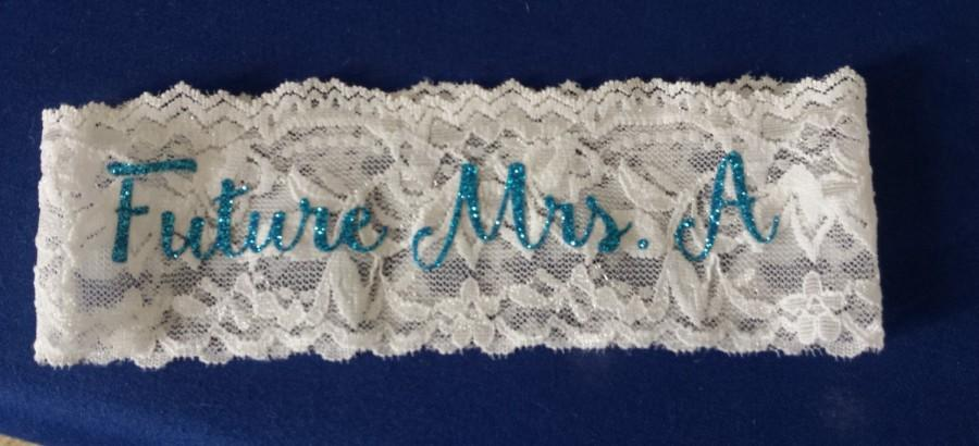 Wedding - Custom Garter