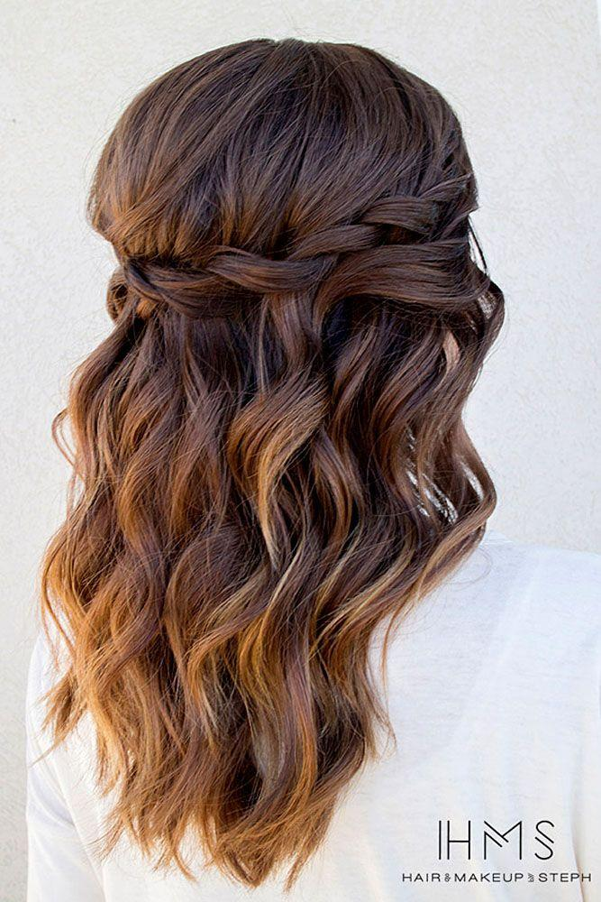 Wedding - 24 Favourite Wedding Hairstyles For Long Hair
