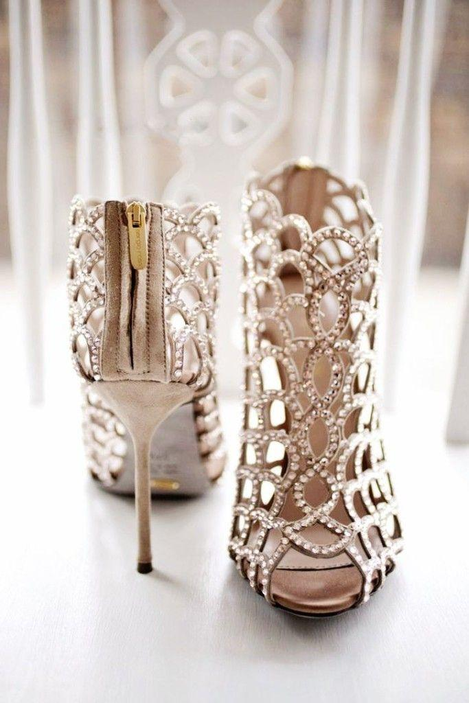 Свадьба - Step Up: The Best In Bridal Shoes