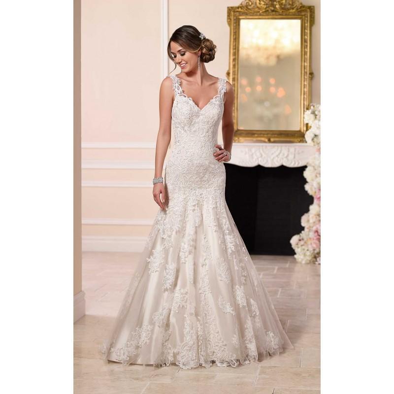 Mariage - Stella York By Essense Of Australia - Style 6103 - Junoesque Wedding Dresses
