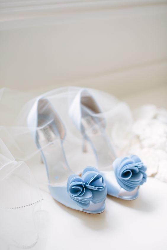 Свадьба - 100 Pretty Wedding Shoes From Pinterest