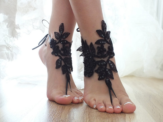 Sexy goth shoes
