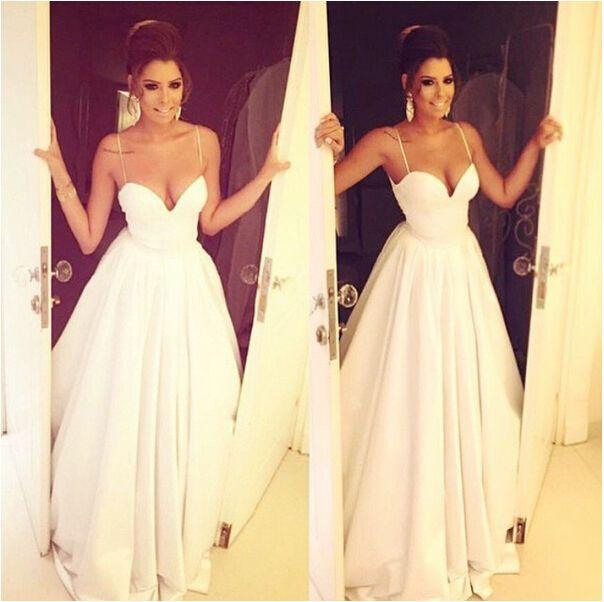 Wedding - White Wedding Dresses,Long Wedding
