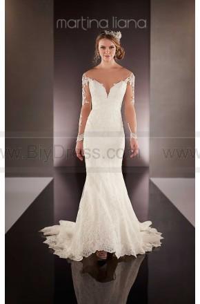 Wedding - Martina Liana Wedding Dress Style 723
