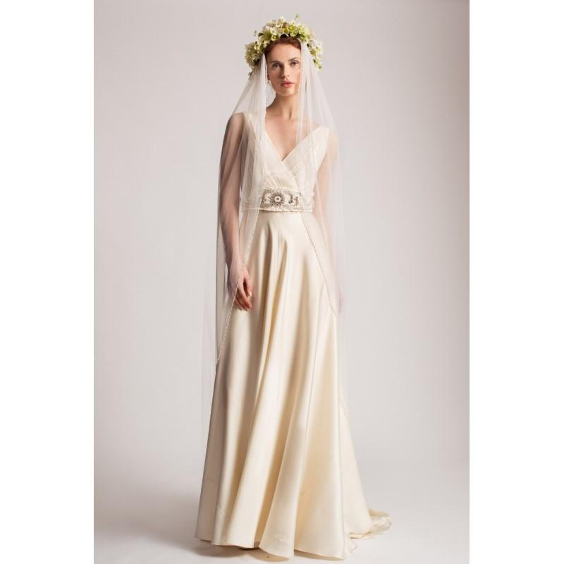 Temperley London Madison Bow Dress Designer Wedding