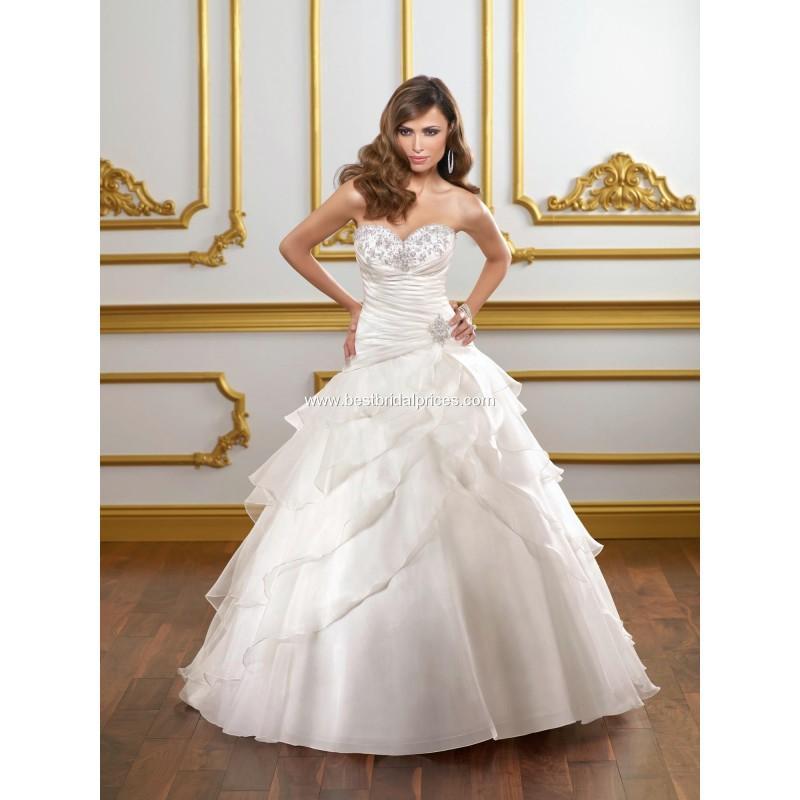 Wedding - Mori Lee Wedding Dresses - Style 1806 - Formal Day Dresses