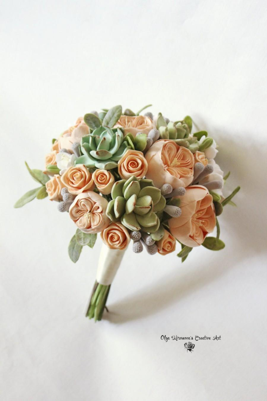 Small Bridal Bouqeut Wedding Bouquet Toss Bouquet Bridesmaids