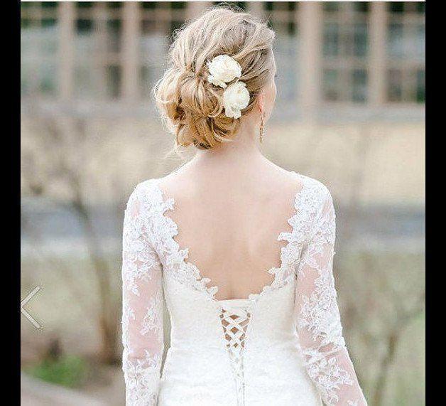 Mariage - Bridal Hair Flower