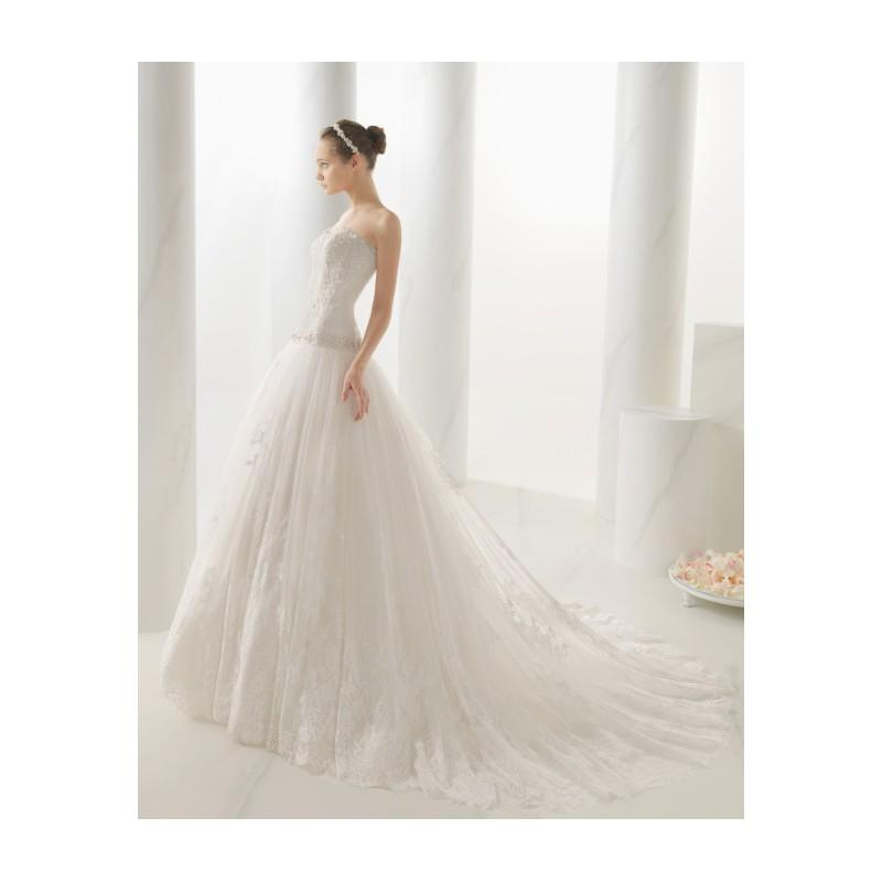 Boda - Alma Novia 121 NATALIA - Compelling Wedding Dresses
