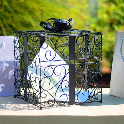 زفاف - Reception Gift Card Holders *Available in 4 Colors* Expected 10/25/16.