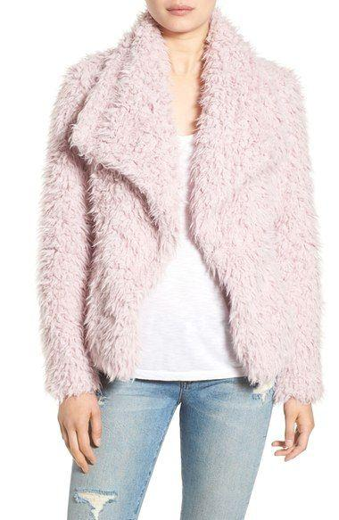 Mariage - Faux Fur Jacket