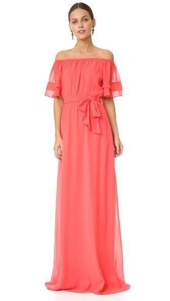 Wedding - Maggie Long Dress