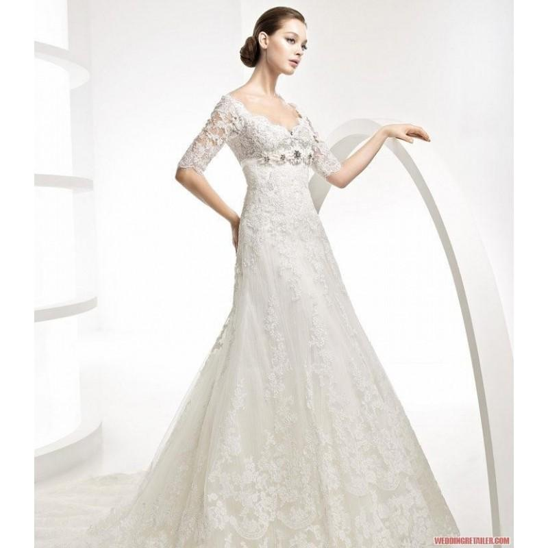 Wedding - La Sposa By Pronovias - Style Lupe - Junoesque Wedding Dresses