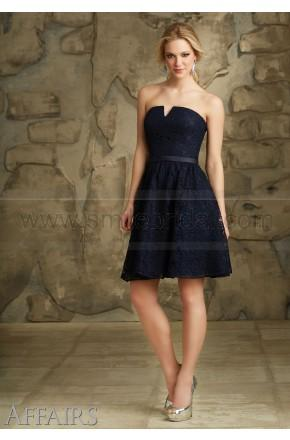 Свадьба - Mori Lee Bridesmaids Dress Style 31067