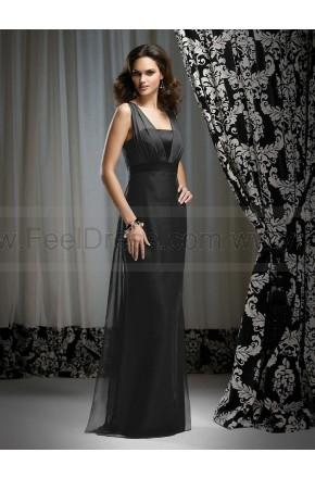 Mariage - A-line V-neck Gray Belt Chiffon Sleeveless Floor-length Mother of the Bride Dress
