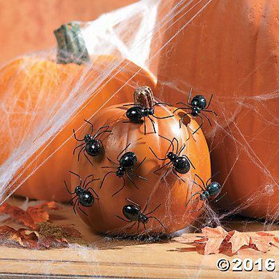 Mariage - Spider Pumpkin Push-Ins