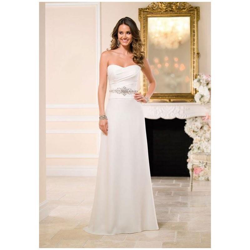 Wedding - Stella York 6044 Wedding Dress - The Knot - Formal Bridesmaid Dresses 2016