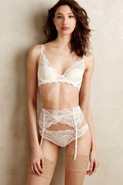 Wedding - Calvin Klein Underwear Vinca Garter