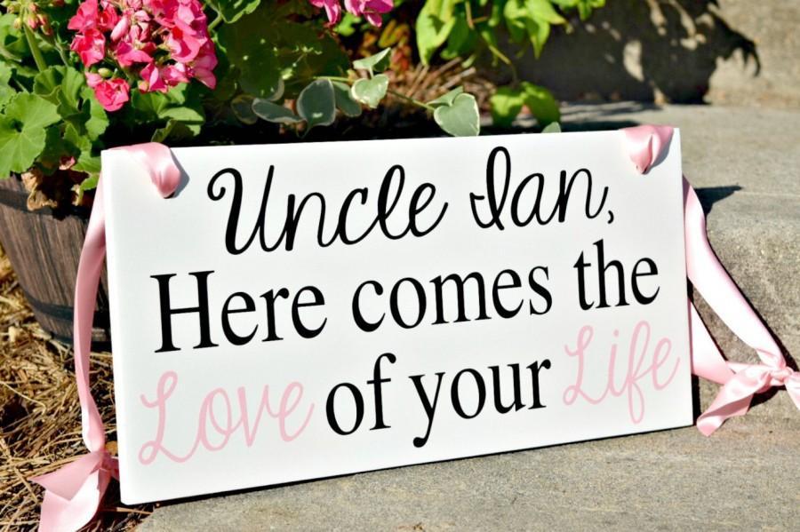 Mariage - Wedding Sign