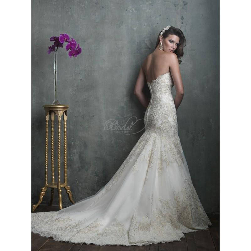 Wedding - Allure Couture Fall 2014- Style C306 - Elegant Wedding Dresses