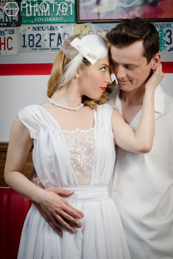 Hochzeit - Rockabilly Romance Wedding Dress By TiCCi Rockabilly