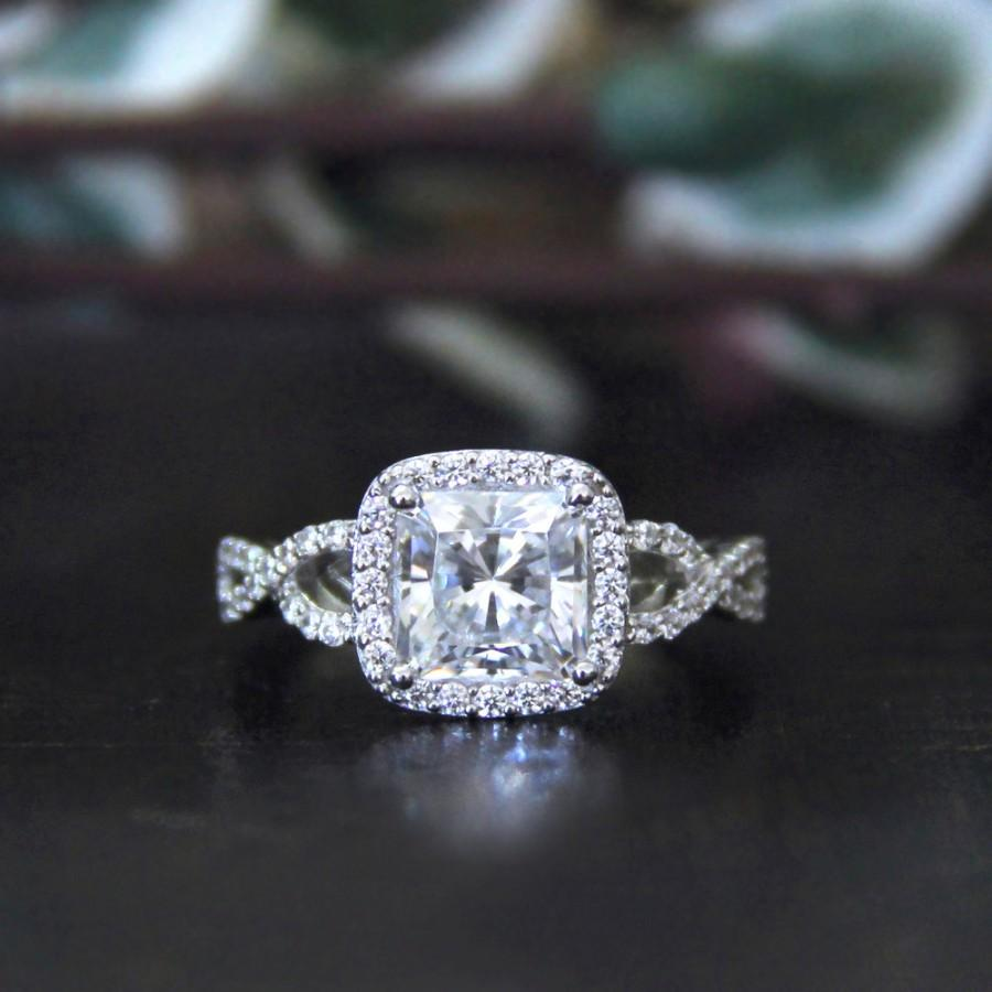 pin asscher engagement jewelry with ring pinterest ringsdream halo diamond select cut infinity