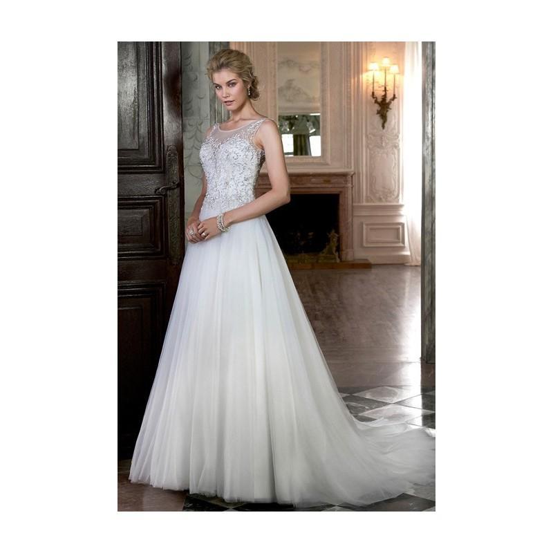 Maggie sottero joan stunning cheap wedding dresses for Cheap wedding dresses sale