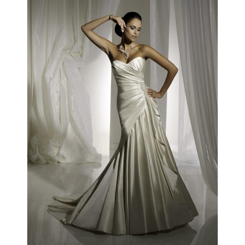 Sophia Tolli Bridal Y11102 Leighanna Fantastic Bridesmaid Dresses