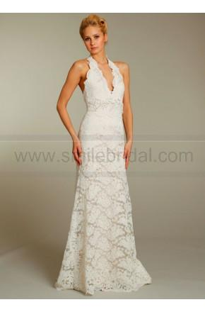 Mariage - Jim Hjelm Wedding Dress Style JH8154